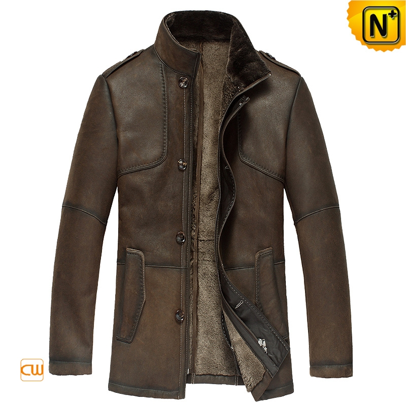 Mens Sheepskin Coats Australia