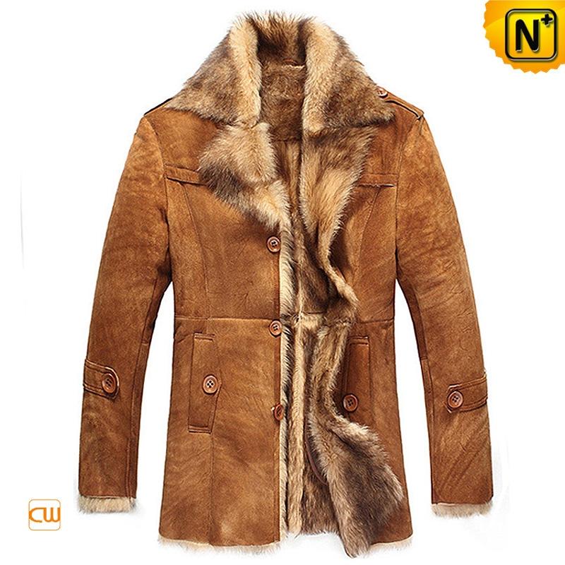 Sheepskin Shearling Coats Australia