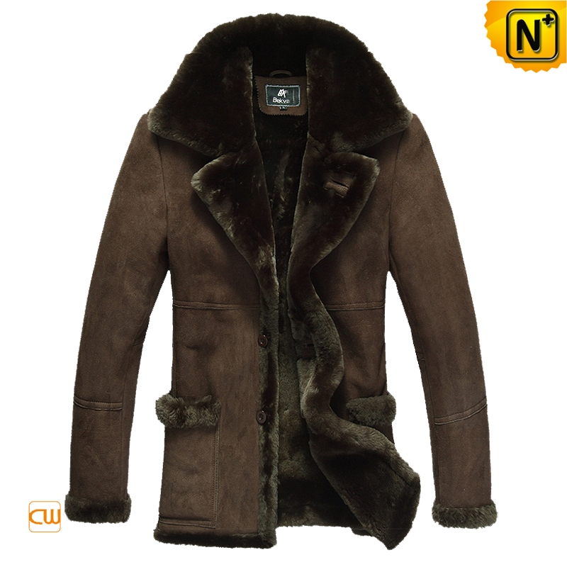 Mens Sheepskin Coats shipping to Australia