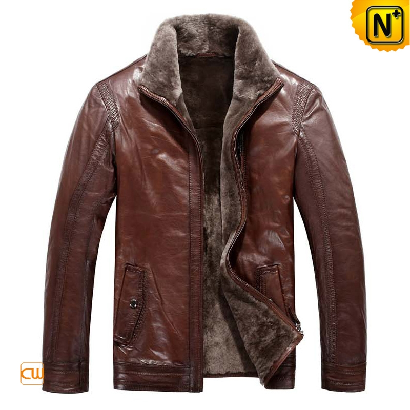Vintage Sheepskin Jackets UK for Men