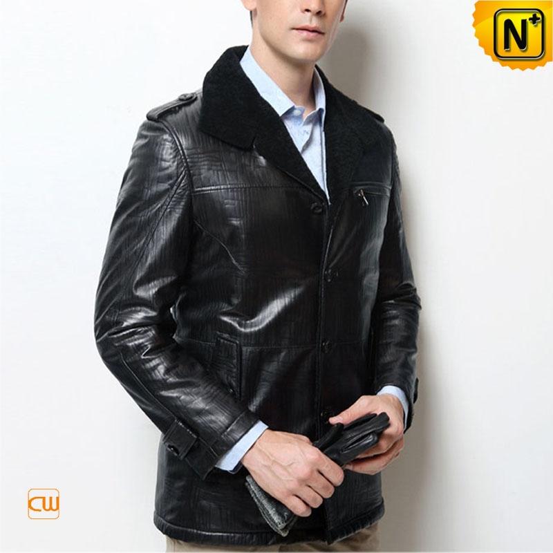 Custom Made Sheepskin Coat