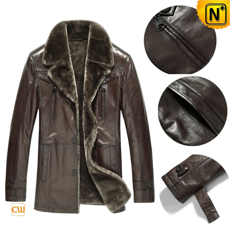 Mens Shearling Coats Poland