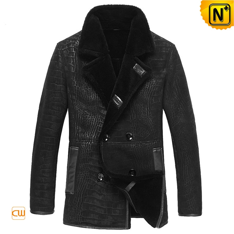 Shearling Coats Men Dublin
