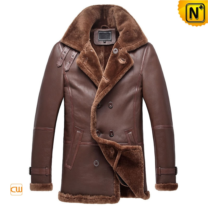Shearling Sheepskin Coats London