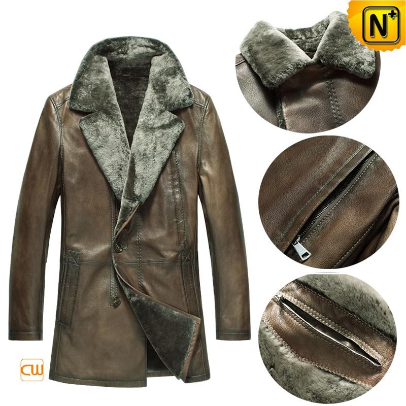 Sheepskin Coat Men Germany
