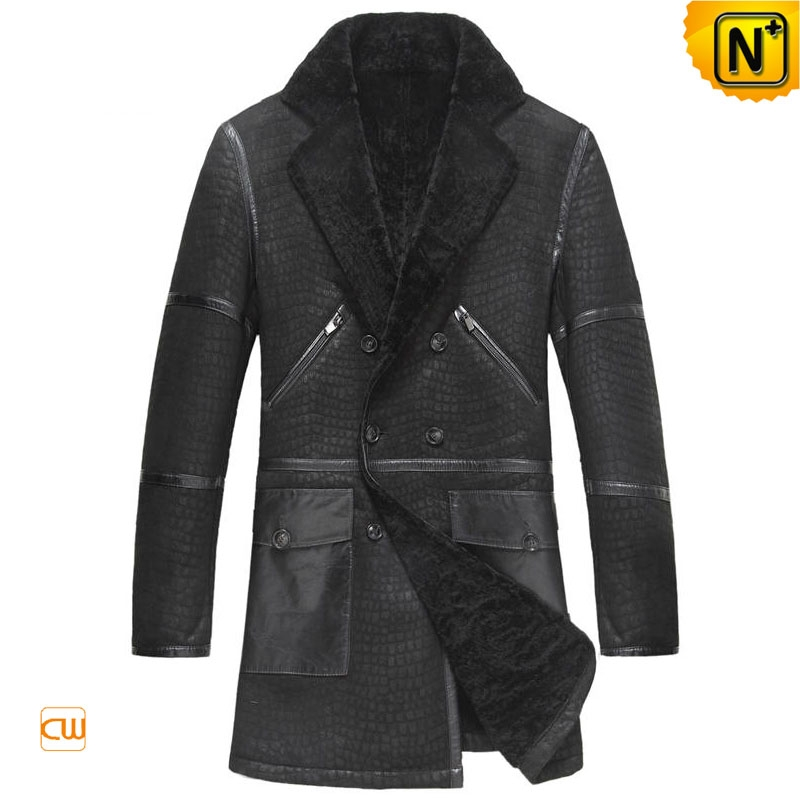 Sheepskin Coats for Men Poland