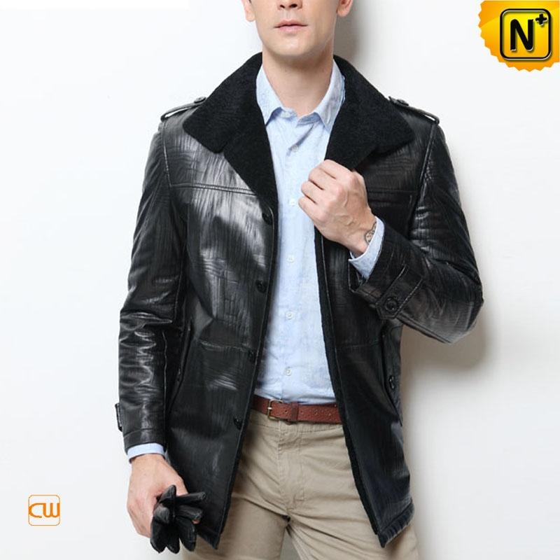 Sheepskin Jacket for Men Canada